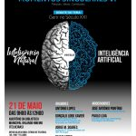 APESPE RH: cartaz debate RH Mais - Inteligência Artificial