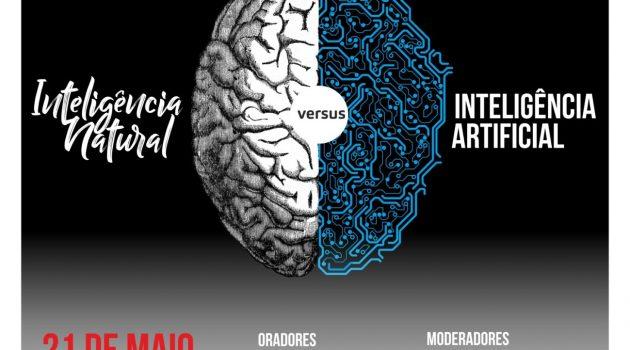 APESPE RH: cartaz debate RH Mais - Inteligência Artificial
