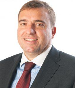 Secretário Geral da APESPE RH, Carlos Figueiredo