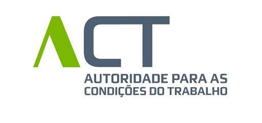 APESPE RH: logo ACT - autoridade para as condições do trabalho